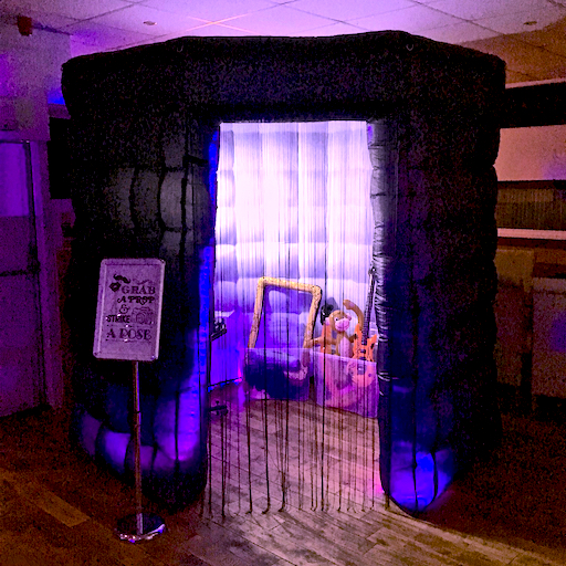 photo booth for hire in Scotland